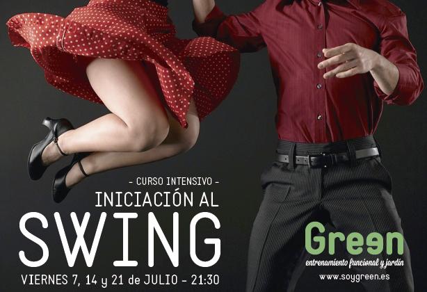 Curso Intensivo de Swing (Lindy Hop)