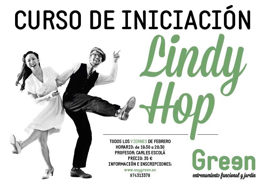 Curso de iniciación al Lindy Hop