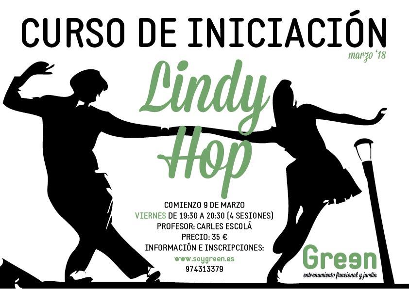Nuevo curso de iniciación al Lindy Hop