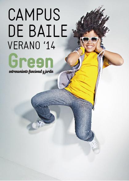 Campus de Verano 2014 de Baile